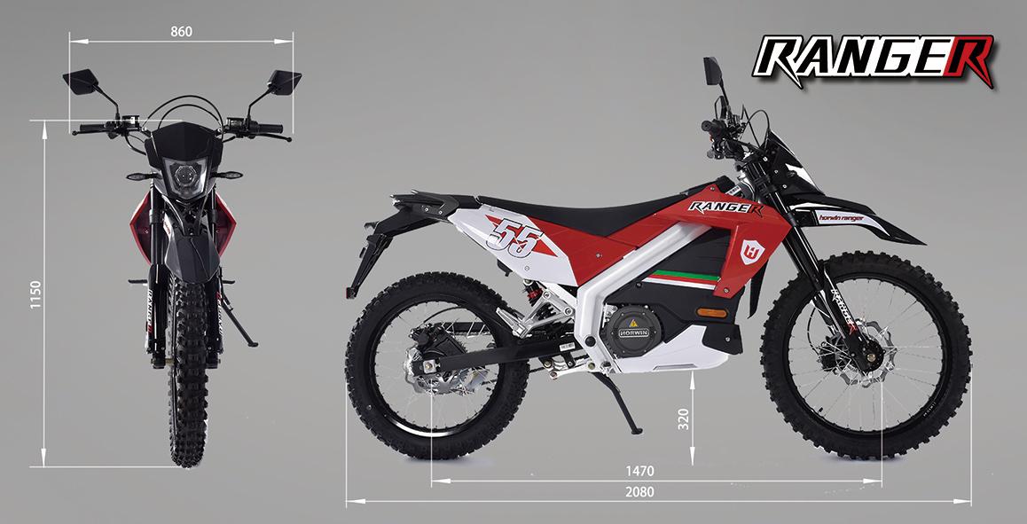 Ranger moto