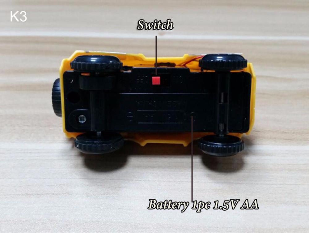 k3 baterie