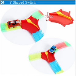 y shaped switch