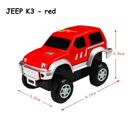 jeep red