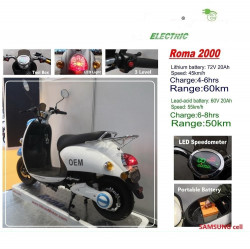 Electric-scooter-2000W-EEC-EURO4-lithium-removablec