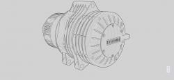 CR6 motor a